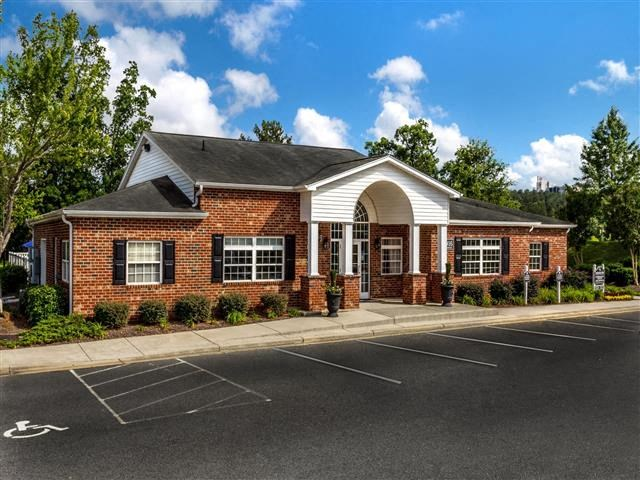 Ample Parking Space at Featherstone Village Apartments, Durham, NC