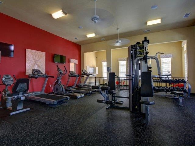Fitness Center at Kilnsea Village Apartments, Summerville, 29485
