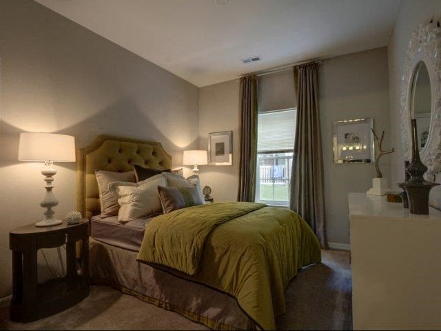 Extra-Comfy Bedroom Furnishings at Kilnsea Village Apartments, Summerville, SC