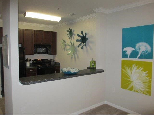 Kitchen Design at Kilnsea Village Apartments, Summerville, 29485