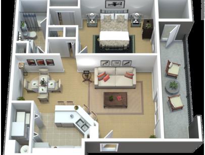Apartments In Monroeville Pa Eagle Ridge Floorplans