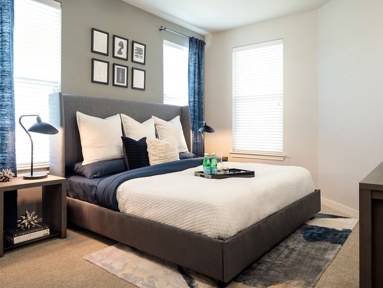 Spacious Bedroom at Viridian, San Antonio,Texas