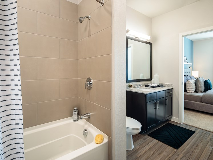 Bathtub at Viridian, San Antonio,Texas