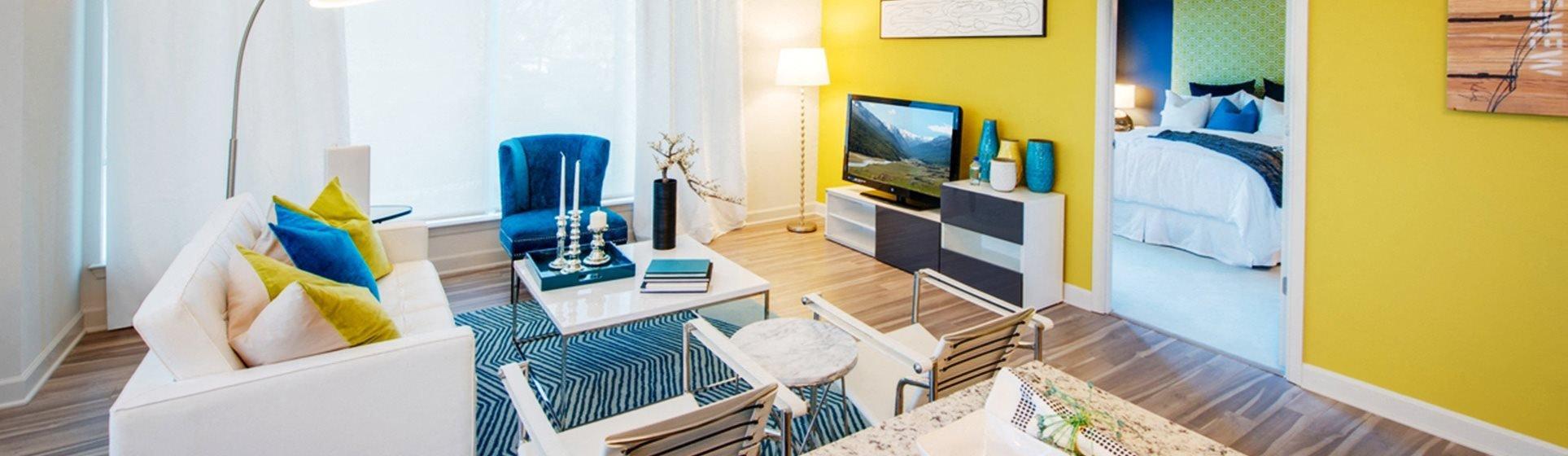 luxury apartments in McLean VA