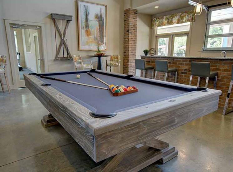 Billiard Lounge at Beckstone Apartments, Summerville, 29486