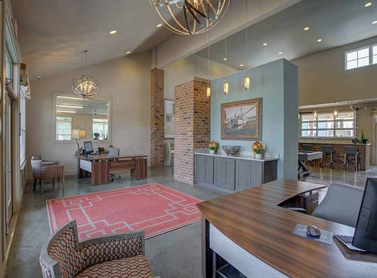 Community Clubhouse at Beckstone Apartments, Summerville