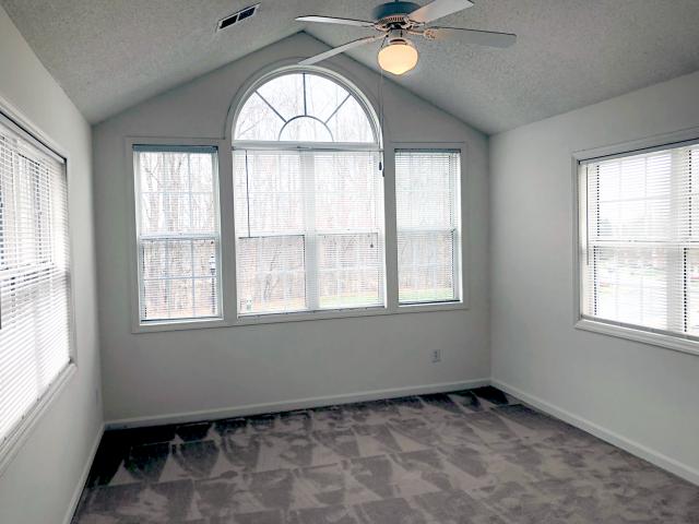 Room With Large Windows and Natural Light at Crystal Lake Townhomes, Greensboro, NC