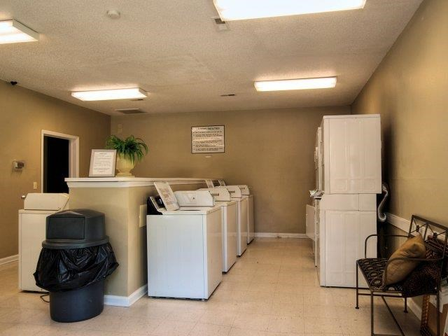Washer and Dryers at Treybrooke Village Apartments, North Carolina