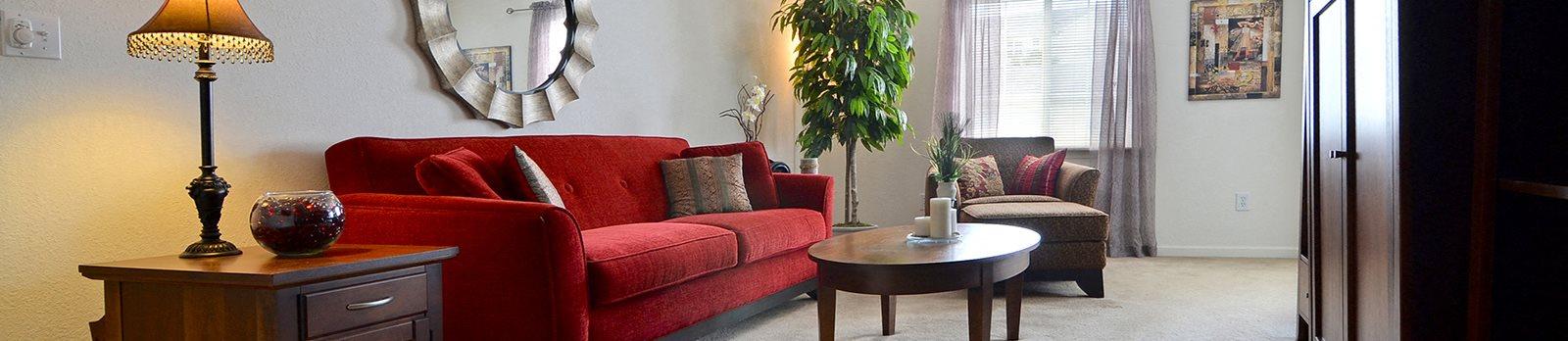 Unique Decor at River Landing Apartments, Myrtle Beach, SC