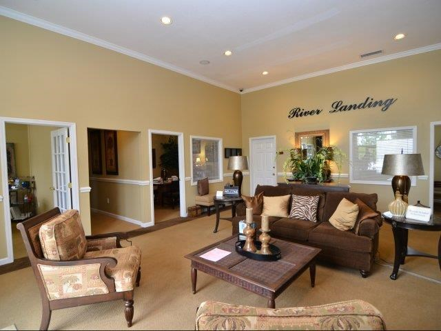 Community Clubhouse at River Landing Apartments, Myrtle Beach, SC
