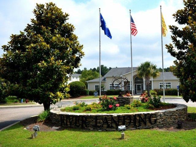 Grand Entrance at River Landing Apartments, South Carolina, 29579