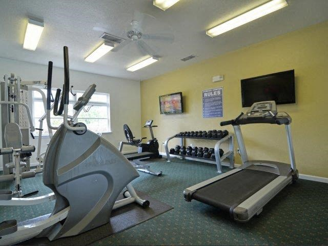Fitness Center at River Landing Apartments, Myrtle Beach