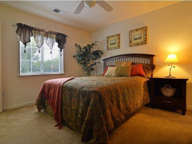 Large Bedroom at River Landing Apartments, Myrtle Beach, South Carolina