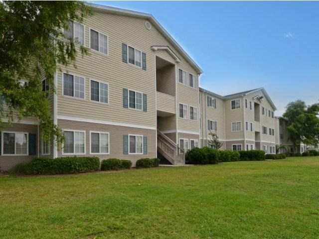 Apartment Complex Exterior at River Landing Apartments, Myrtle Beach, SC