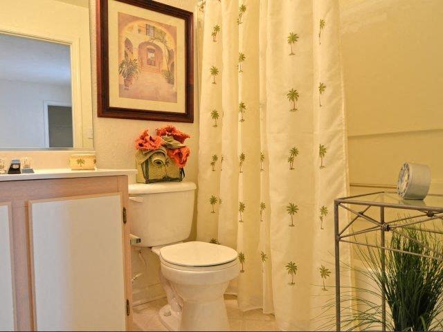 Shower Enclosures at River Landing Apartments, South Carolina, 29579