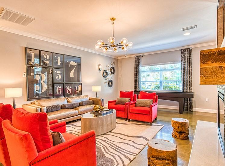 modern interior at Ascot Point Village Apartments, Asheville, 28803
