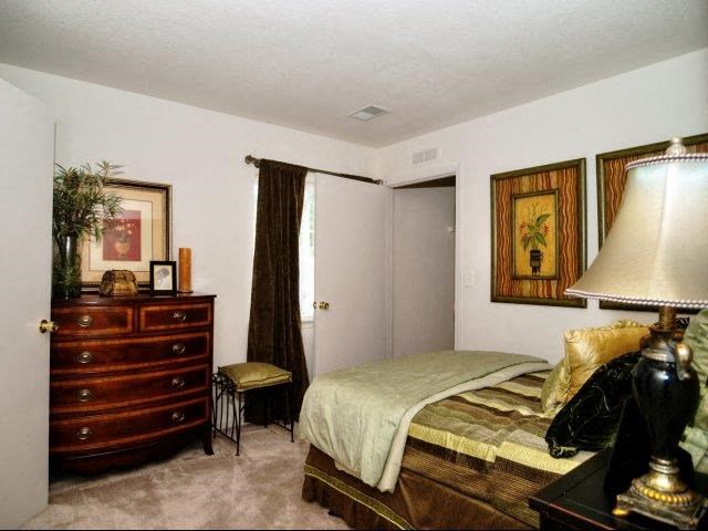 Bedroom Storage at Broadstone Village Apartments, High Point