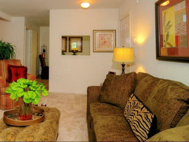 Luxurious Living Room Interiors  at Broadstone Village Apartments, North Carolina