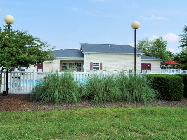 Pool Fence at Broadstone Village Apartments, High Point, NC, 27260