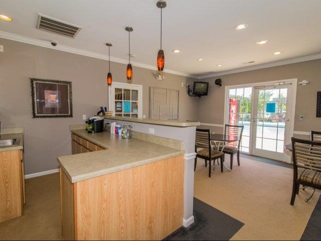 Kitchen Islands at Deer Meadow Village Apartments, South Carolina, 29209