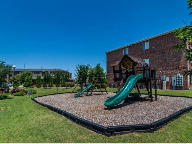 Children's Play Areaat Deer Meadow Village Apartments, Columbia, SC