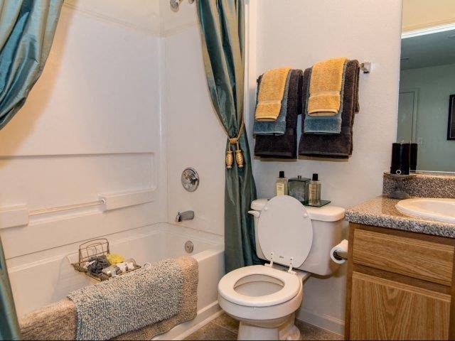 Bathroom Fitters at Deer Meadow Village Apartments, Columbia, SC