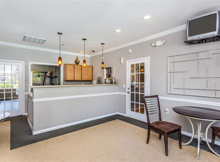 Gourmet Coffee & Tea Bar at Eagle Point Village Apartments, Fayetteville, NC
