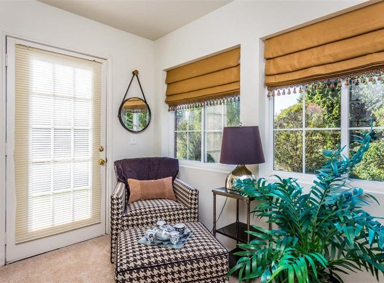 Beautiful Sunrooms at Eagle Point Village Apartments, Fayetteville, NC, 28314