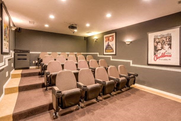 Modern Movie Theater at Cedarcrest Village Apartments, Lexington