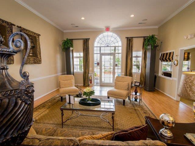 Community Lounge at Cedarcrest Village Apartments, South Carolina, 29072