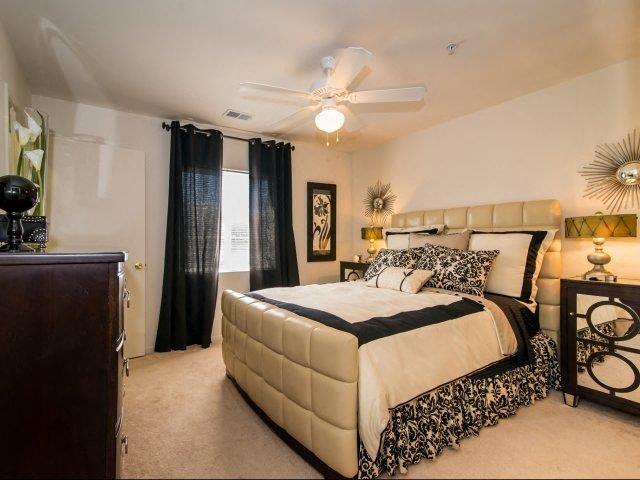 Large Bedroom at Cedarcrest Village Apartments, Lexington, SC