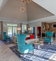 Modern Clubhouse at Cobblestone Village Apartments in Summerville, SC