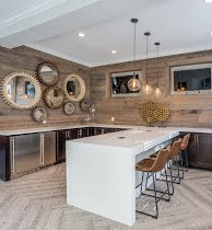 Stylish Clubhouse at Cobblestone Village Apartments in Summerville