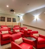 Community Movie Theatre at Boltons Landing Apartments, Charleston, SC