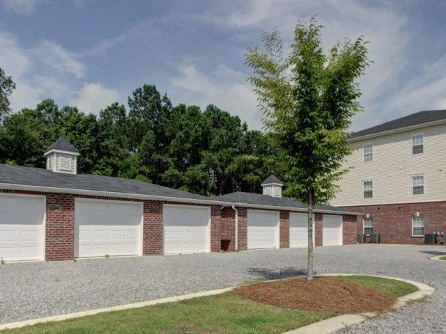Rentable Garages with Remote Access at Boltons Landing Apartments, Charleston, SC