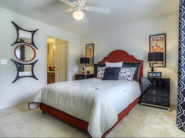 Bedroom Storage at Berrington Village Apartments, Asheville, North Carolina