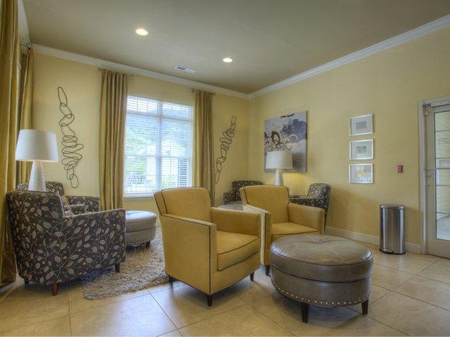 Trendy Sitting Area at Berrington Village Apartments, North Carolina, 28803