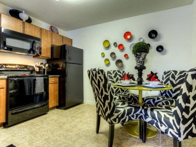 New Countertops and Cabinets at Berrington Village Apartments, Asheville, NC