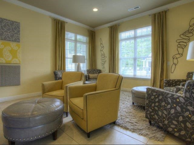 Modern Furnishings at Berrington Village Apartments, North Carolina