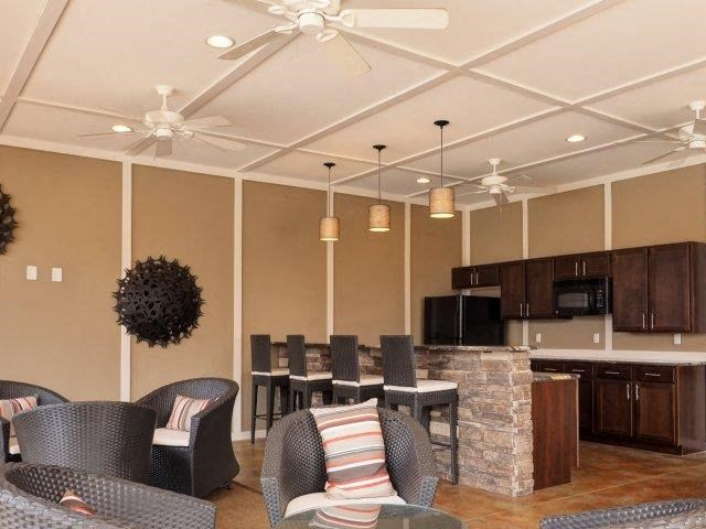 Clubhouse with Kitchen at Amberton at Stonewater, Cary