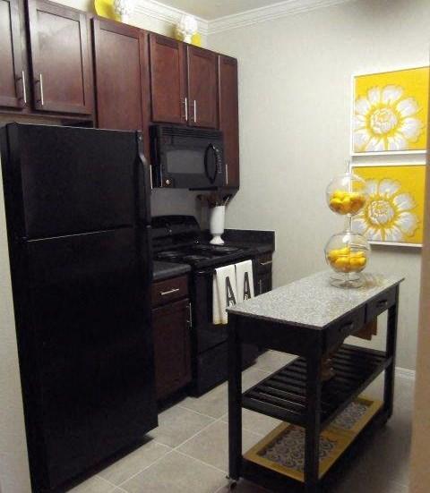 Kitchen Appliances at Amberton at Stonewater, Cary