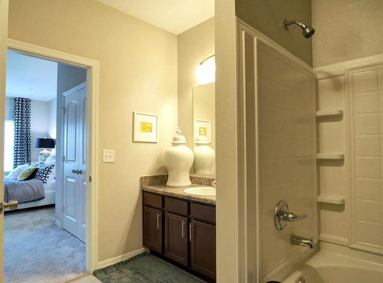 Spacious En Suite Bathroom at Amberton at Stonewater, Cary, 27519