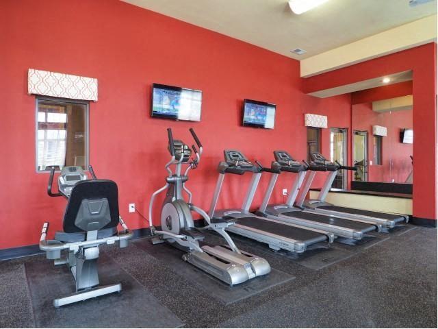Fitness Equipment at Amberton at Stonewater, Cary, North Carolina