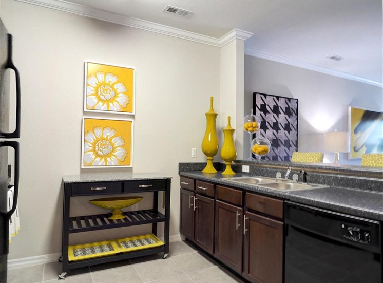 Granite Kitchen Worktops at Amberton at Stonewater, North Carolina