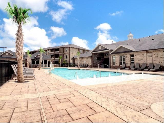 Resort-Style Pool at Amberton at Stonewater, Cary, NC