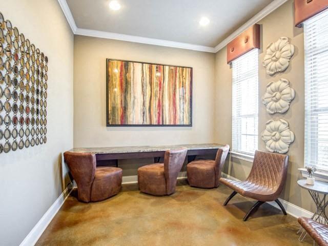 Relaxing Lounge at Adeline at White Oak, North Carolina