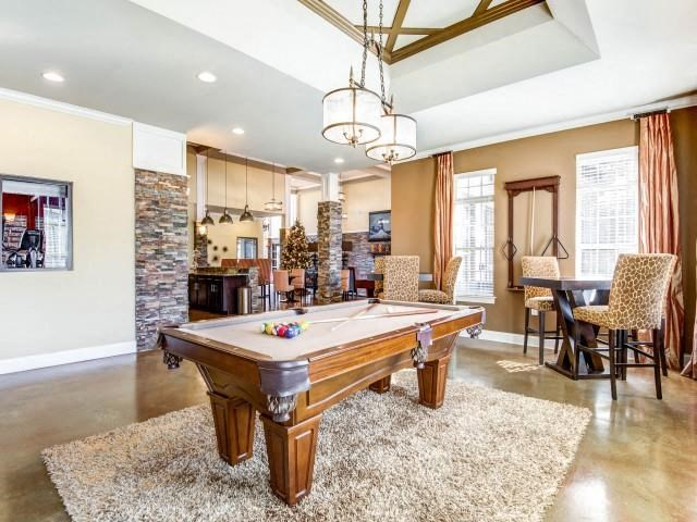 Clubhouse with Kitchen at Adeline at White Oak, Garner