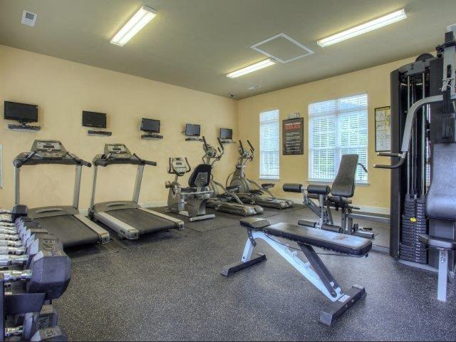 Health and Fitness Center at Innisbrook Village Apartments, North Carolina, 27405