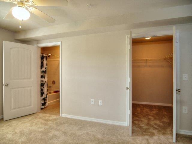 Large Closet Space at Innisbrook Village Apartments, North Carolina
