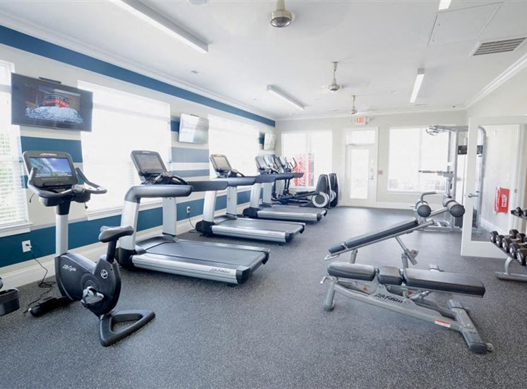 Fitness Center at NorthPoint at 68, High Point, NC